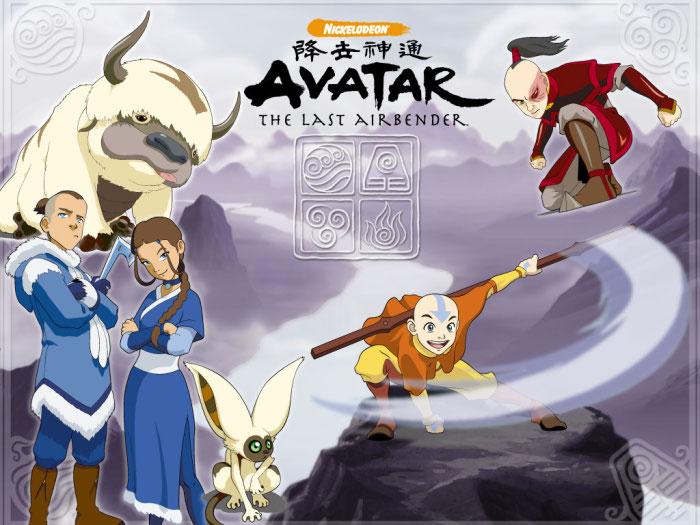 כרזה של הסדרה