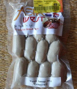 Wazabi. The original British taste