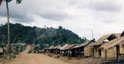 מחנה הפליטים בקלונג יאי בתחילת שנות ה-80